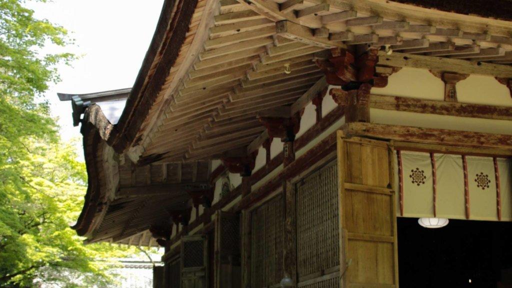 本堂の写真